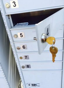 Mailbox Key locksmith in AZ