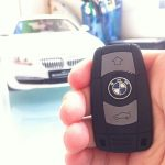 BMW Replacement key fob